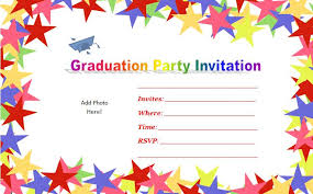 Class Party Invitation Clipart Class Of 2016 Party Invitation Template Clip Art Library