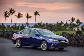 2017 Toyota Camry Adds More Value For The Same Price [62 Images ...