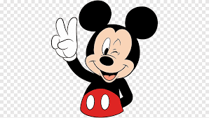 mickey mouse minnie mouse sticker the