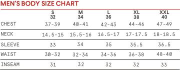 body measurement chart for men 12 inquisitive sleeve length measurement chart