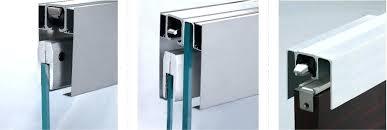sliding glass door track glass door sliding track vinyl sliding glass door track replacement
