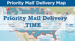 43 Comprehensive Usps Delivery Times Chart