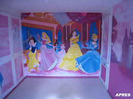 Deco Chambre Princesse Disney