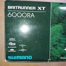 <b>Катушка shimano baitrunner XT</b> 6000 RA – купить в Москве, цена ...