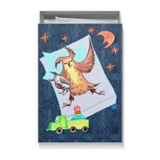 Коробка для футболок Сова Ульяна. <b>Сладкие сны</b> #2529746 от ...