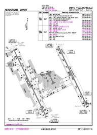 Nice Airport Charts Tianjin Binhai International Airport Wikipedia