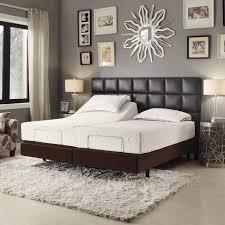 headboard for king size adjustable bed. Beautiful King Modern Gray Fabric Upholstered Headboard  For Headboard King Size Adjustable Bed Made 4 Decor