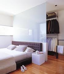 cool ideas to use space behind the bed