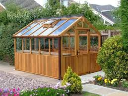 greenhouse design and build