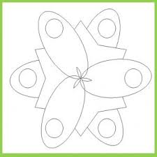 Mandala Coloring Pages For Kids Preschool And Kindergarten