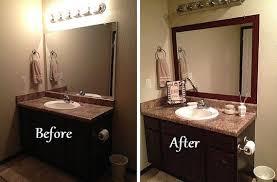 bathroom mirror frame bathroom mirrors