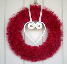 valentine wreaths for your front dooriiwii it is what it is so make the most of itseriously Week