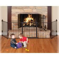 fireplace baby gate