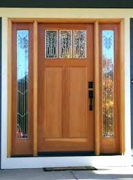 magnificent best fiberglass entry doors exterior home depot vs wood therma tru reviews