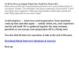 Questions For Second Interview What Are Good Second Interview Questions