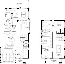 inspirational floor plan of two story house for two y house plans info house plans designs unique floor plan of two story house
