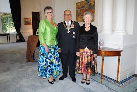 Alexa Johnston, Auckland, MNZM | The Governor-General of New Zealand