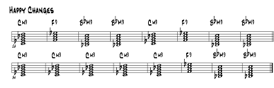 Cantaloupe Island Chord Chart 12 Happy Changes Guitar Jazz Everyone