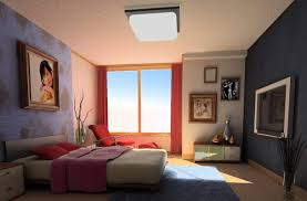 bedroom wall decorating ideas. Master Bedroom Wall Decor Displaying With Cute Pink Curtain And Cool Ceiling Lamps Above Decorating Ideas