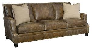 camelback leather sofa leather sofa wood trim with back and camelback tufted leather sofa