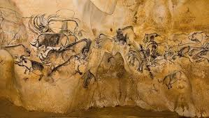 vallon pont d arc cave art in the ardeche afp file