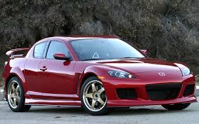 mazda rx8 modified red. mazda rx8 red 1 rx8 modified 5