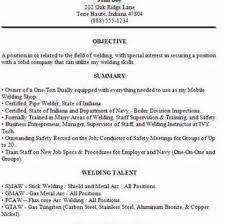welding welder resumes welding resume examples magdalene project org