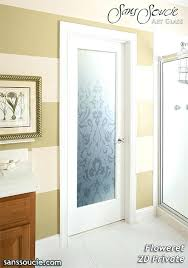 interior frosted glass doors etched traditional fl bathroom door manufacturers gl