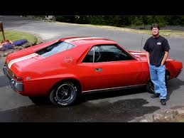 1969 amc amx throughout