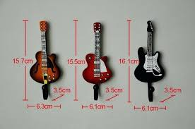 wall mounted guitar hanger 3 pieces set antique special wall mounted guitar coat hooks kitchen wall mounted guitar hanger
