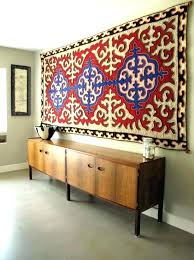 rug wall hangers hanging a rug on the wall how to hang a rug enter your rug wall