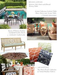 outdoor furniture from kdr designer showrooms