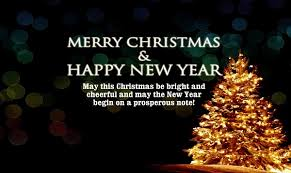 Merry Xmas And Happy New Year Quotes