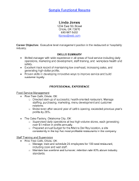 Sample Resume For Food Production Line Worker Refrence Production