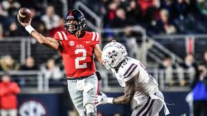 Ole Miss Football Projecting The Rebels 2019 Depth Chart