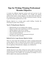 Sample Resume Objective For Hrm Objectives In Resumes Sample Resume Hrm Example Objective Template 21