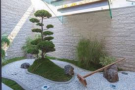 Zen Garden Design Plan Concept Interesting Decorating Ideas