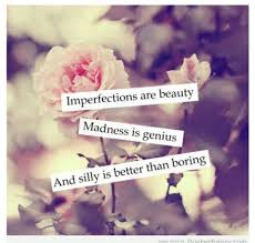 Girly Quotes About Beauty Best Of Imperfections Are Beauty Pictures Photos And Images For Facebook