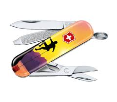 Складной <b>нож</b> Victorinox <b>Classic</b> LE2020 <b>Climb</b> High, 58 мм 7 ...