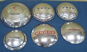 vintage hub caps