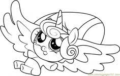 61 Best My Little Pony Coloring Images In 2018 Coloring Pages