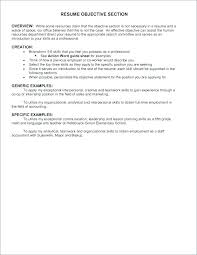 Is An Objective Necessary On A Resume Is Resume Paper Necessary