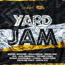 Jonny Blaze And Travis Worlds Yard Jam Riddim Hits Number 5