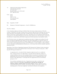 letter of appeal 12 employer unemployment appeal letter appeal letter