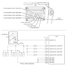 cat ecm wiring diagram wiring diagram \u2022 40-Pin 3406E ECM Diagram at Caterpillar 3406e Engine Wiring Diagram