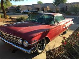 1960 Chevrolet Impala for Sale on ClassicCars.com - 24 Available