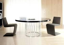 black round dining table modern black round dining table black dining furniture ideas