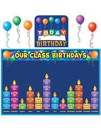 Teacher Created Resources Birthday Graph Bulletin Board