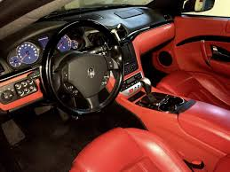 Wrapping interior parts - Maserati Forum