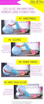 3 ility ball workouts featuring natalie jill